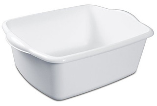 Sterilite White 12qt Dishpan Parent