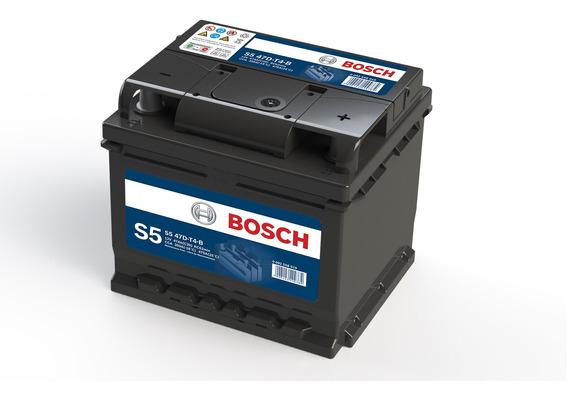 Bateria Bosch S5 12v 62amp/m (209x174x175) Pa 350 Pos-der