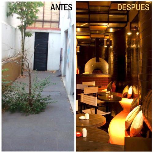 Proyectos Arquitectonicos Remodelaciones Renders Restaurante