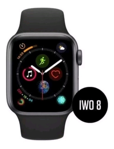 Relógio Smartwatch Inteligente Iwo 8 Lite 44mm Bluetooth