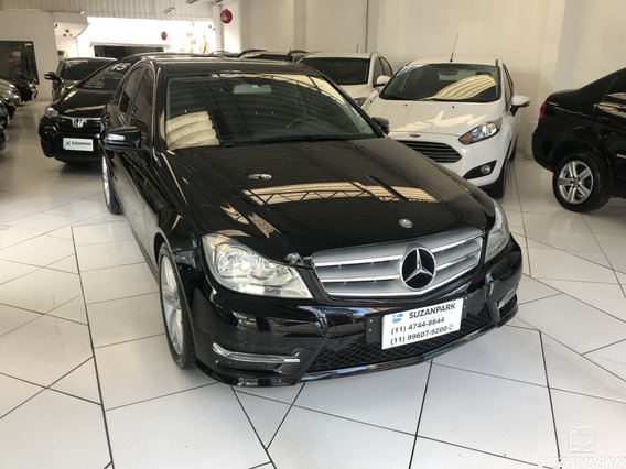 Mercedes-benz C 180 Cgi Turbo 4p 2014