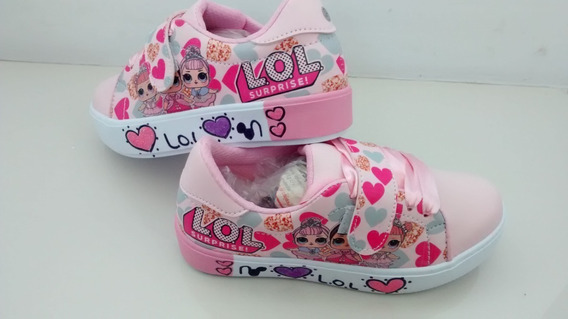 Zapatos Lol Sorprise Para Ñinas