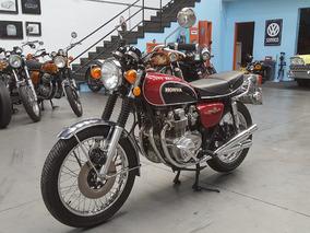 Honda 500 Four - 1975