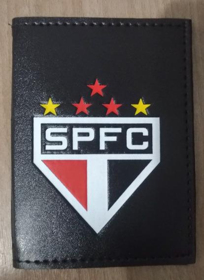Carteira São Paulo Futebol Clube Tricolor Paulista