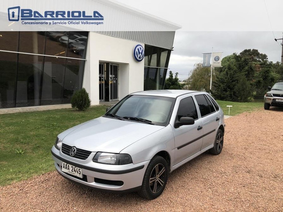 Volkswagen Gol Semi Full 2000 Oportunidad Barriola