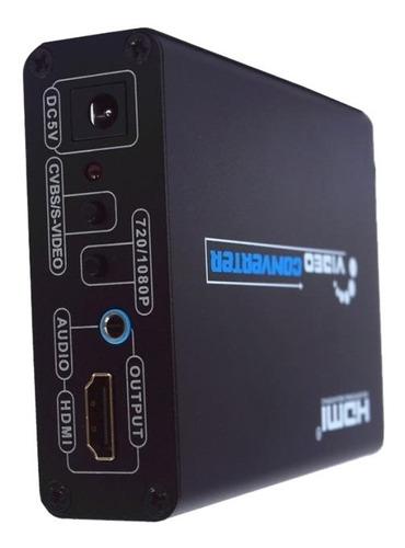 Imagen 1 de 6 de 3rca Av Cvbs S-video Compuesto R / L Adaptador De