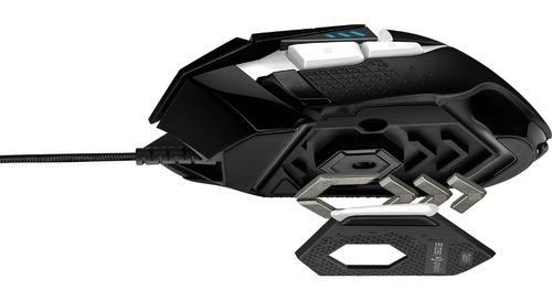 Mouse Gamer Rgb Ajustável Logitech G502 Hero Se