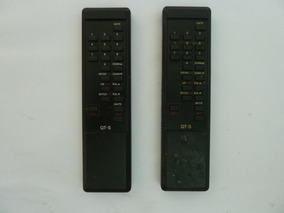 Controle Remoto Net Tv A Cabo Qt-s Qualicable Tv Sem Tampa