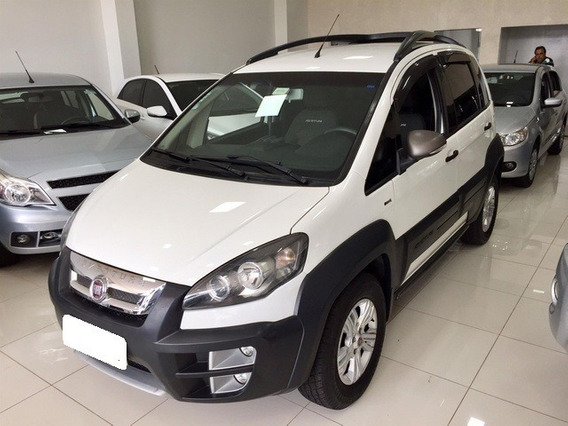 Fiat Idea Adventure 1.8 Branco 16v Flex 4p Manual 2011