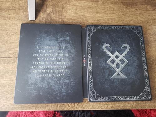 God Of War 4 Steelbook