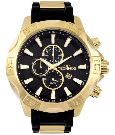 Relógio Masculino Technos Os10ew/8p Barato Original Garantia