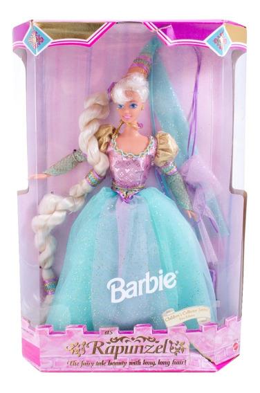 Boneca Barbie Collector Rapunzel - Mattel