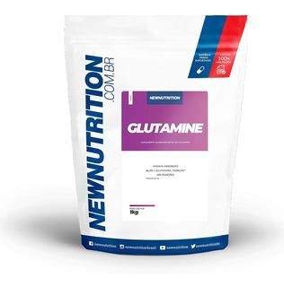 Glutamina 1kg Newnutrition - Frete Grátis! Pronta Entrega!