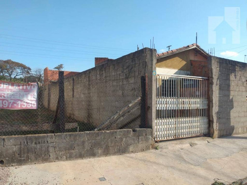 Casa Com 2 Dormitórios Com Edicula Semi-acabada À Venda, - Parque Almerinda Pereira Chaves - Jundiaí/sp - Ca1069