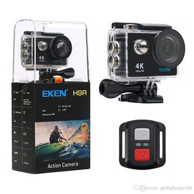 Camera Eken H9r 4k Original Wifi Controle + Cartão 32gb