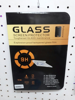 Vidrio Templado Para Tablet 7 Pulgadas