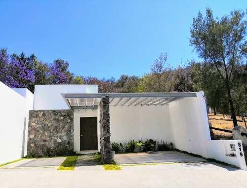 Residencia En Venta En Fracc. Lomas De Las Américas Morelia