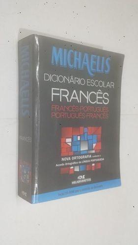 Michaelis: Dicionário Escolar Francês