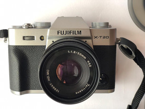 Fujifilme X-t20,acompanha 2 Lentes