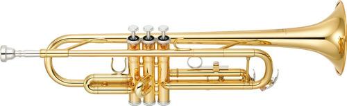 Trompete Yamaha Ytr-3335 Cn