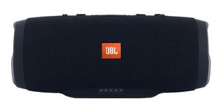 Bocina JBL Charge 3 portátil inalámbrico Black