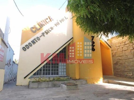 Vende-se Prédio Comercial Na Rua Melo Franco No Centro De Mossoró. - Pr0015