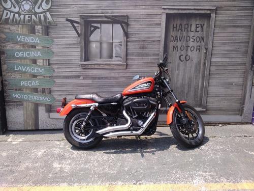 Imagem 1 de 10 de Harley-davidson Sportster Xl 883 R