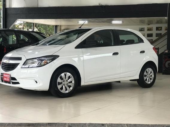 Chevrolet Onix Joy 1.0 2019 Completo 4 Portas Branco