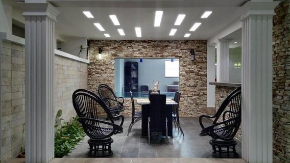 Venta Moderna Y Hermosa Casa En La Viña 19-17685 Mz
