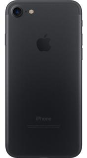 iPhone 7 32gb Preto Mate Perfeito + Capinha Apple E Pelicula