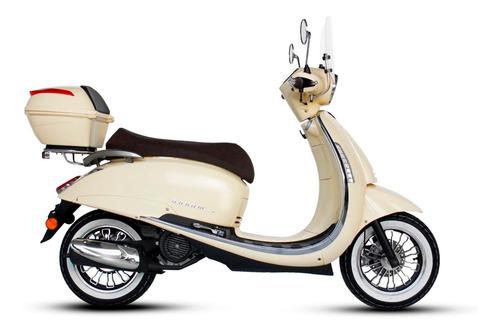 Beta Tempo 150 Deluxe 2021 Moto Scooter 0km Retro Vintage