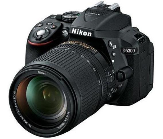 Câmera Nikon D5300, Semi Nova