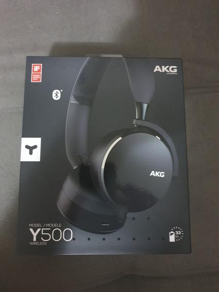 Fone Bluetooth Akg Y500