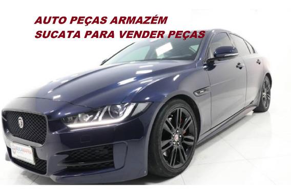 Sucata Para Vender Peças Usadas Jaguar Xf