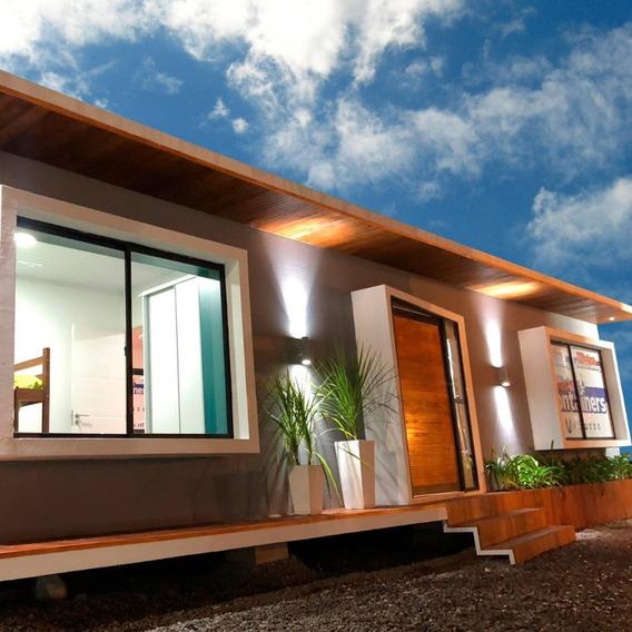 Casa Contenedor - Mister Containers - Oficinas - Baños