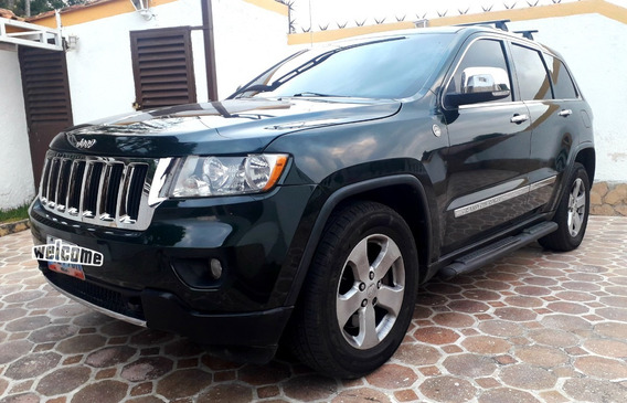 Jeep Grand Cherokee Limited 4x4 2011