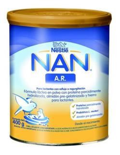 Leche Nan Ar 400 Grs/vto. 12/20.