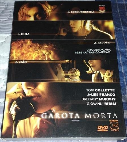 Dvd A Garota Morta - Duplo (original E Semi-novo) | Mercado Livre