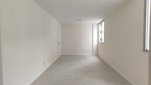 Imagem 1 de 15 de Apartamento 2 Dormitórios No Centro De Florianópolis - 4077