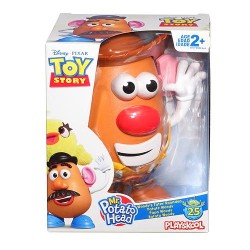 Imagen 1 de 4 de Mr. Potato Head Disney/pixar - Papa Woody De Toy Story 4