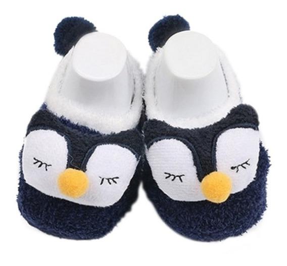 Calcetines Para Bebé Con Muñequito Calidad Varios Modelos