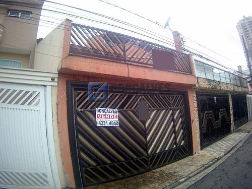 Venda Sobrado Sao Bernardo Do Campo Nova Petropolis Ref: 125 - 1033-1-125356