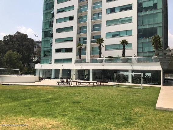 Departamento En Renta En Paseo De Las Lomas, Alvaro Obregón, Rah-mx-20-3230