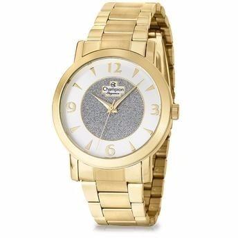 Relógio Feminino Champion Cn25136w + Kit - 16