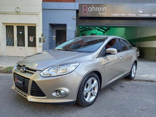 Ford Focus Se Plus 2.0 Mt 4p 2013 /bareinautos