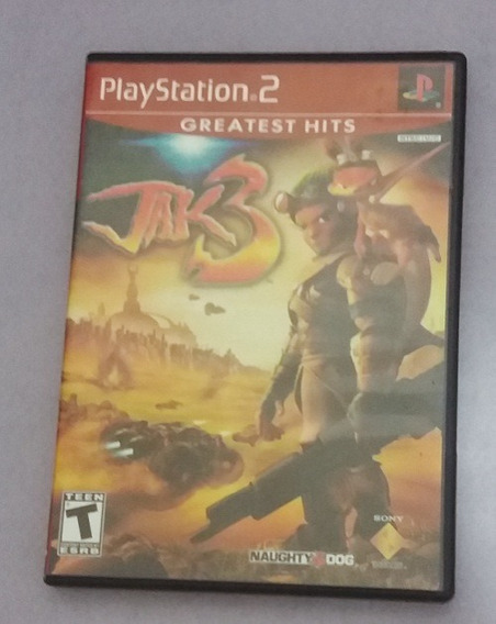 Jogo Playstation 2 - Jak 3