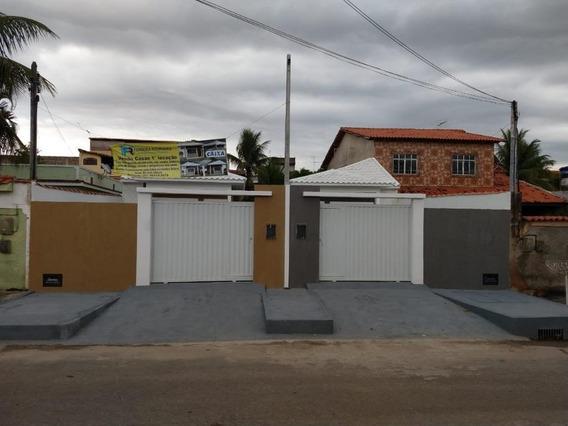 Casa Em Ampliação, Itaboraí/rj De 70m² 2 Quartos À Venda Por R$ 229.000,00 - Ca262410