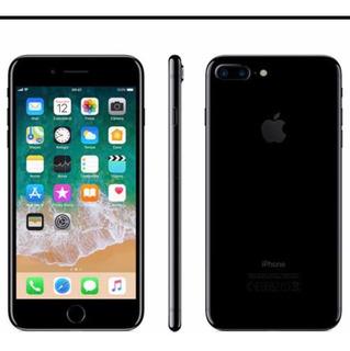 iPhone 7 Plus Preto 128gb Tela Retina Hd De 5,5