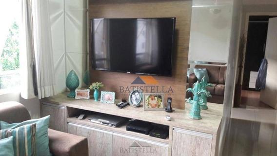 Apartamento Residencial À Venda, Jardim Campo Belo, Limeira. - Ap0208