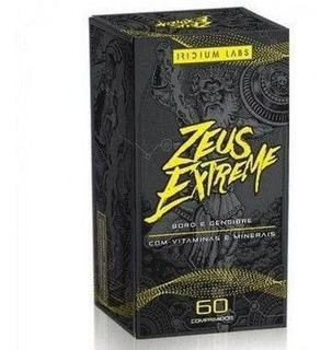 Zeus Extreme 60 Comprimidos Iridium Labs